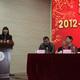 吕总代表公司在南农奖学金颁奖现场发言